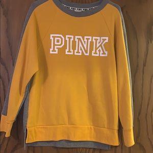 Xs PINK sweatshirt